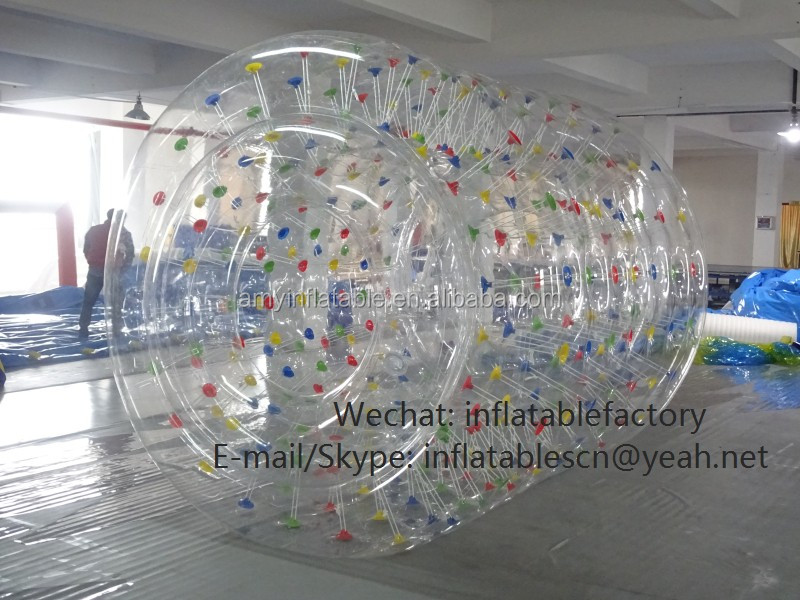PK Popular PVC/TPU Inflatable knock bumper ball for adults