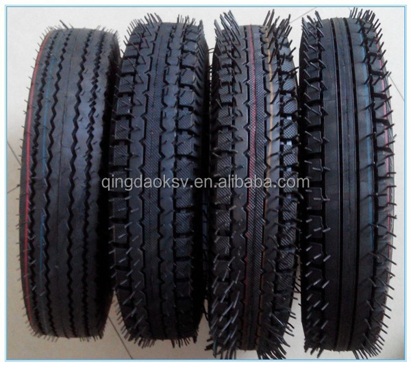 Manufacturers promotional China three wheel motorcycle tyre tube 400-8