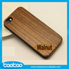 2015 hot selling Custom wood phone case for iphone6s pc wood case for iphone6