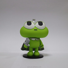 1/6 scale plastic frog prince toy/vinyl toys for kid/custom toys maker