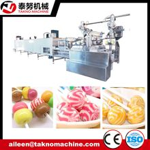 China Lollipop Making Process machinery