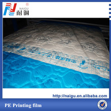 PE printing flim for mattress low price now
