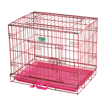 Outside Multiple Sizes folding Portable animal cage