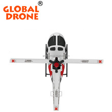 GLOBAL DRONE AS350 K123 6CH Brushless Motor helicopter 3D/6G System RC Model flying ball helicopter