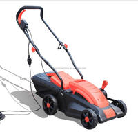 Grass Box,Height Adjustable Handles Feature and GS,CE,EMC Certification New Design 1000W Electric Lawn Mower