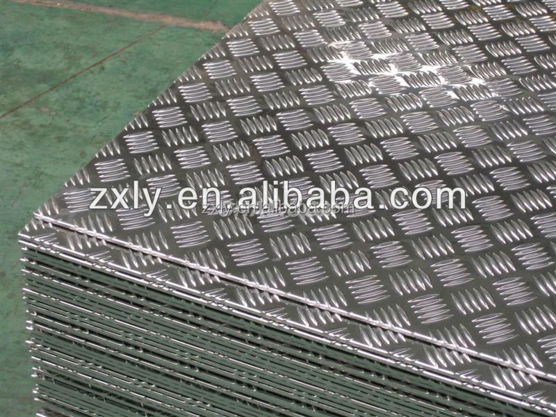 3003 Diamond Embossed Aluminum Sheet In Different Alloys,Termper,Sizes
