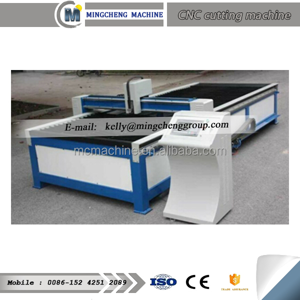 ISO9001 Certification and New Condition cantilever Flame Plasma CNC Cutting Machine