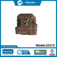 Water cooled engine parts LD173 cast iron valve cover