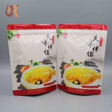 factory supplier Cooking seasoning paste packaging bag food aluminum foil pouch