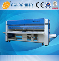 hotel automatic clothes folding machine/folder