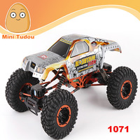 1 10 scale model cars 1071 waterproof rc high-speed cars with brushed motor