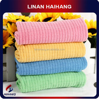 China multi purpose microfiber reusable cleaning cloth
