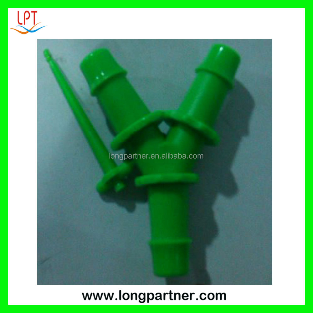 alibaba china manufacturer for Y shape stop valve