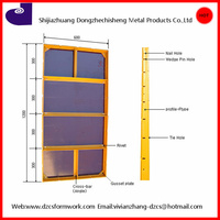 Building wall slab column widely used Steel formwork