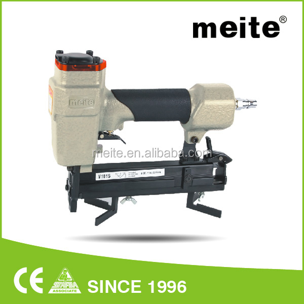 meite V1015B picture frame air V nailer for crown 10.3mm