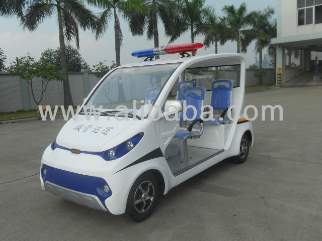 LT-S4.PAC Electric Security Patrol Buggy