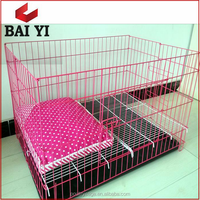 Aluminum Dog Exercise Pen & Metal Steel Foldable Pet Fence (High Quality)