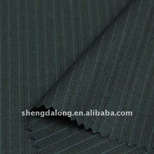 2012 Paris chic stripe tr suiting and shirting fabric