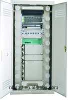 Fiber optic indoor rack /indoor cabinet/termination station