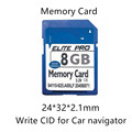 change cid custom memory card s d card