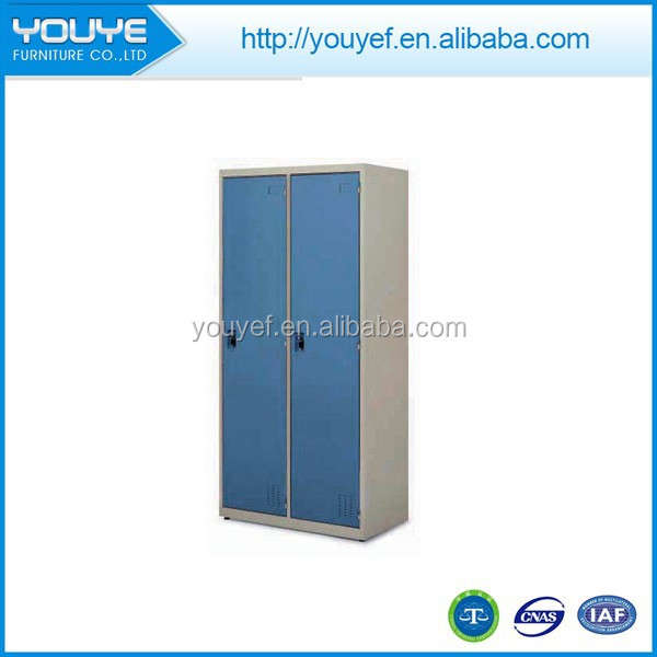 High quality metal portable wardrobe closet