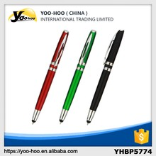 Advertising Logo Customized thin touch ballpen
