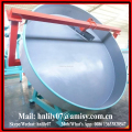 (Skype/Wechat: hnlily07) Round Disk Animal Fertilizer Pelletizer