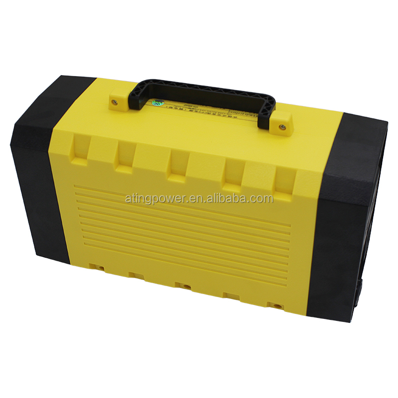 New design UPS-500AD multifunction Mini portable online solar 220V AC / DC UPS power