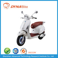 DYNABike Hot Sale CE Approved 48-60V 20AH Lead Acid Battery Cheap Automatic Solar Power Motorcycle