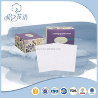 CE Approved Hospital korean cotton pads for face