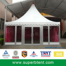 10x10ft promotional outdoor works tent