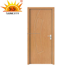 Fashion Design PVC wooden doors karachi SC-P049