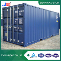 10ft 20ft detachable container house prefab shipping container homes