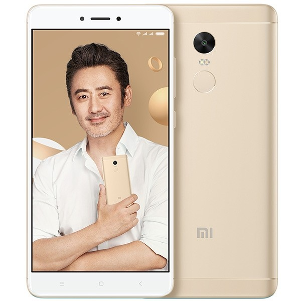 2017 New arrival Original Xiaomi Redmi note 4X 3G RAM 32GB Snapdragon 625 mobile phone