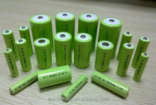AA 1800mah 1.2v nimh rechargeable battery cell