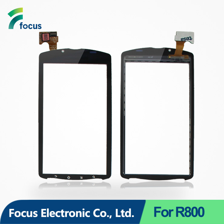 High Quality Mobile Phone Touch Screen for sony ericsson r800