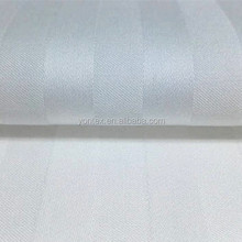 hotel textile 100% cotton fabric for bed sheet in roll