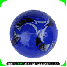 Best seller excellent quality pvc football/soccer ball closeout 2016