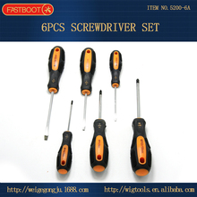 6PCS floral function laptop screwdriver repair tool 5200-6A