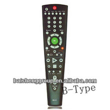 Universal smart TV remote control keyboard &air mouse