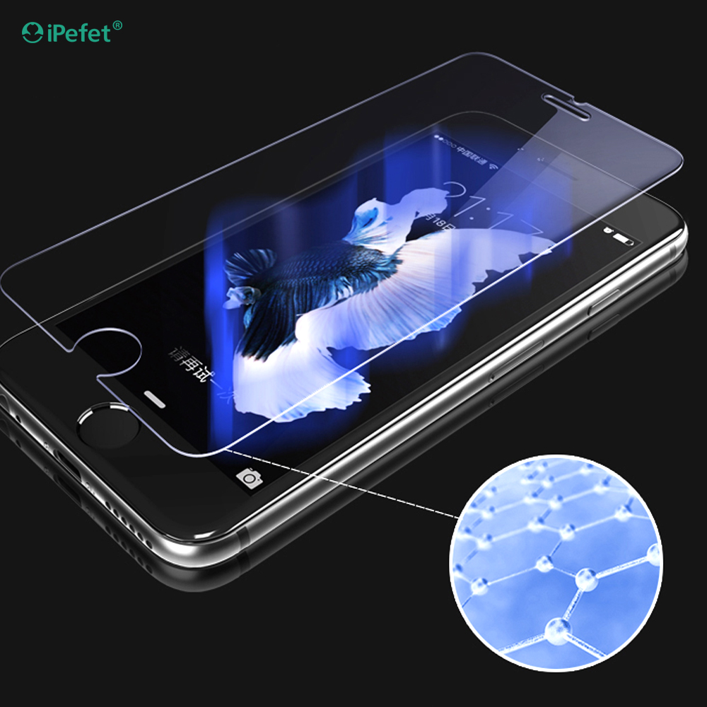 OEM&ODM full cover protective glass,for iPhone 7 Tempered glass screen protectors