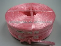 pink packing string /pp twine