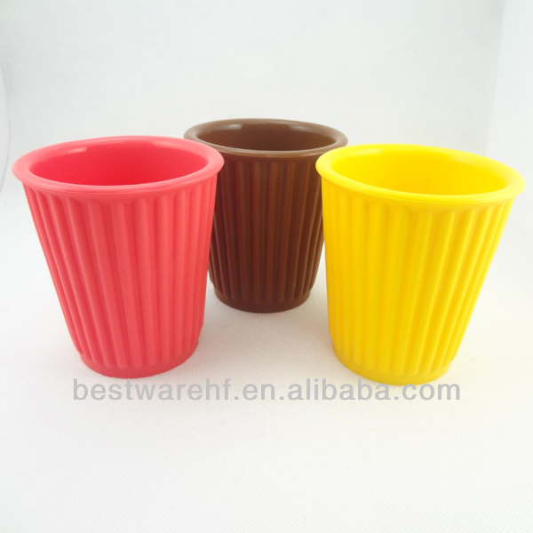 Fashion and promotional silicone cup lid,silicone coffee mug lids