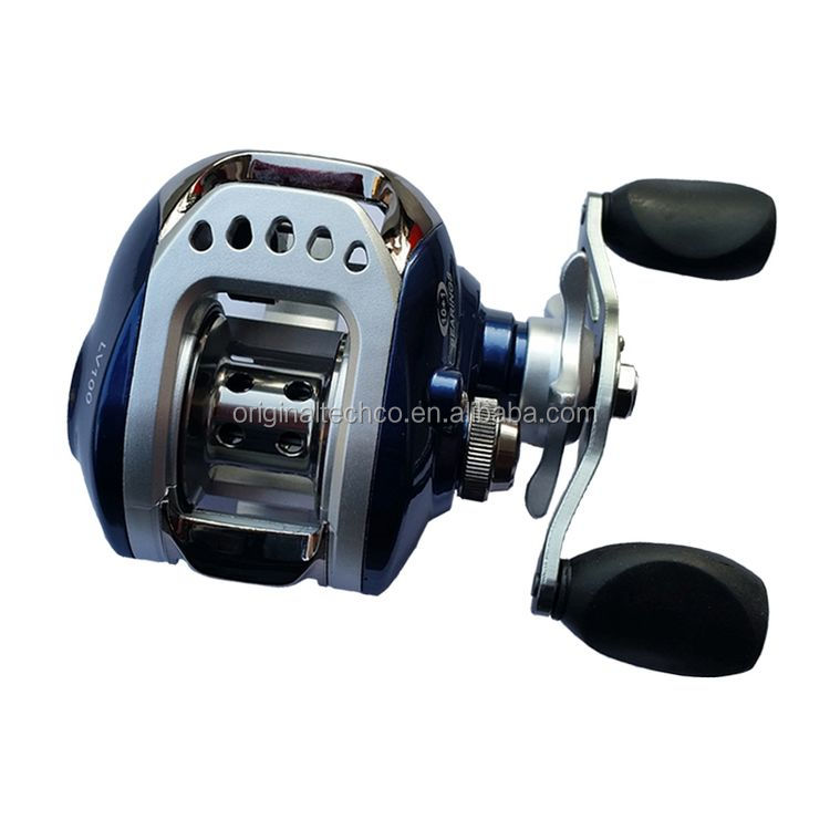 Design New Arrival Sea Spinning High Speed Fishing Reel