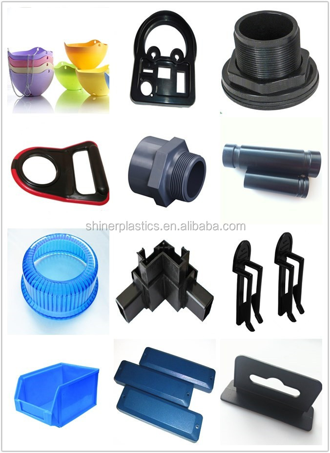 Custom Plastic Molding Parts W Vapor Deposition