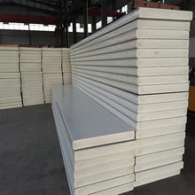 Easy installation weather proof wall roof eps sandwich panel price