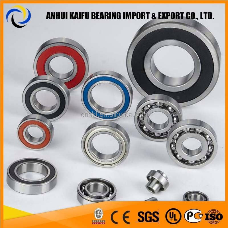 High Quality inch series miniature bearing deep groove ball bearing 1622