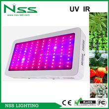 CE ROHS FCC approved IR UV best performance 600w led grow light led grow light hydroponic