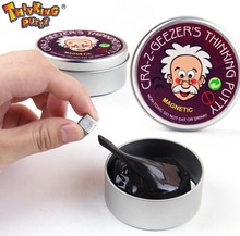 New Arrival Fimo Magnetic rubber mud thinking putty intelligent plasticine fun Playdough Education Novelty Toys Gift for Kids