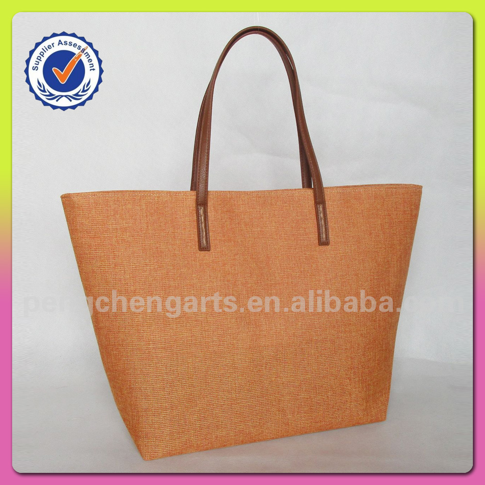 Lady color beautiful pretty simple atmospheric mobile polyester bag manufacturers